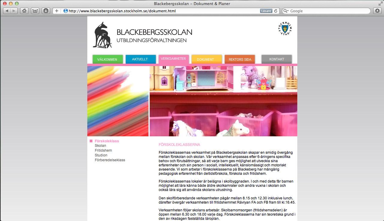 blackeberg